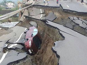 Ekvador'da deprem şoku