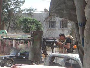 Kamışlı'da YPG ile rejim arasında çatışma çıktı