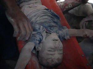 Halep'te sivil savunma merkezine balistik füzeli saldırı