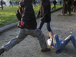 Paris ve Brüksel'deki olaylar, hayatı durma derecesine getirdi