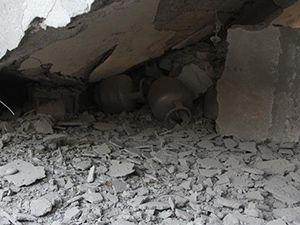 İşte PKK'nin Nusaybin'deki bomba yapım imalathanesi