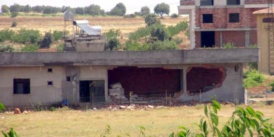Ömerli'de Jandarma Komutanlığı'na bombalı saldırı