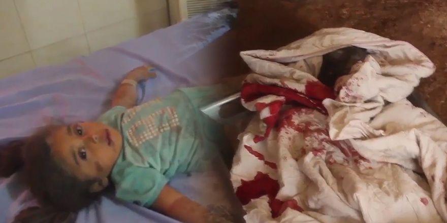Irak Anbar'da ABD'nin katliam görüntüleri