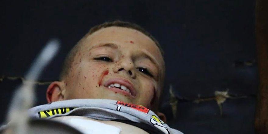 Halep ve Dera şehirlerinde Rus bombardımanı