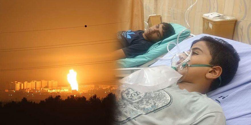 İsrail'in Gazze'yi bombalamasından görüntüler