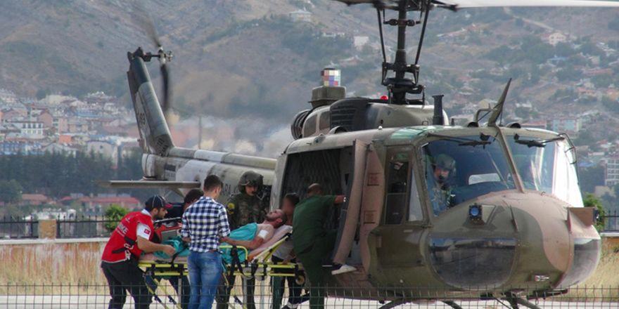 Tunceli, Kars ve Erzurum'da öldürülen PKK'lilerin görüntüleri