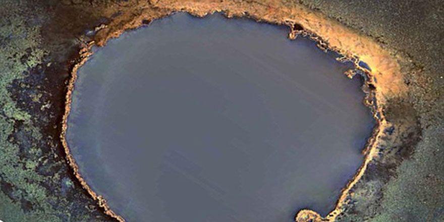 Meksika körfezi derinliklerinde keşfedilen muazzam su havuzu