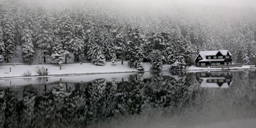 Bolu Gölcük Tabiat Parkı'ndan görüntüler 1