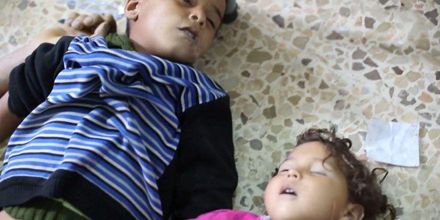 Hama'daki sivil katliamından kan donduran görüntüler