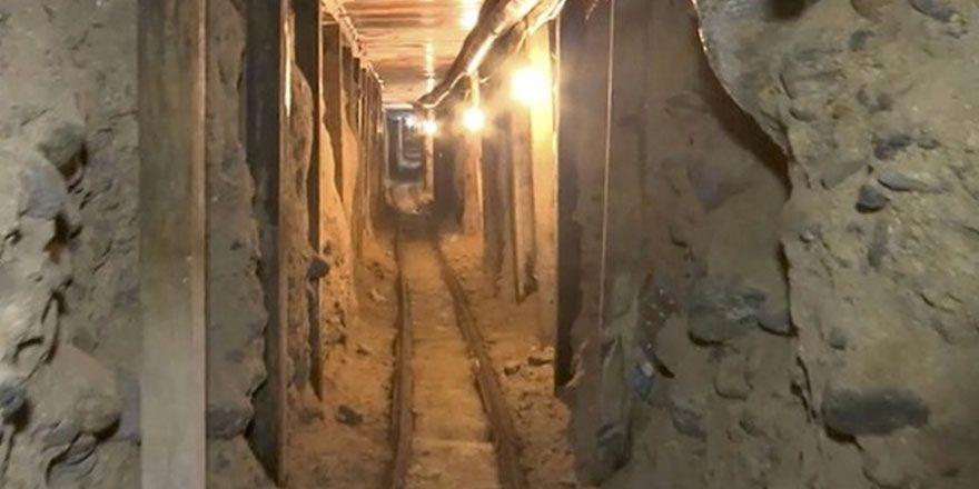 İki ülke arasında kaçak tüneller bulundu