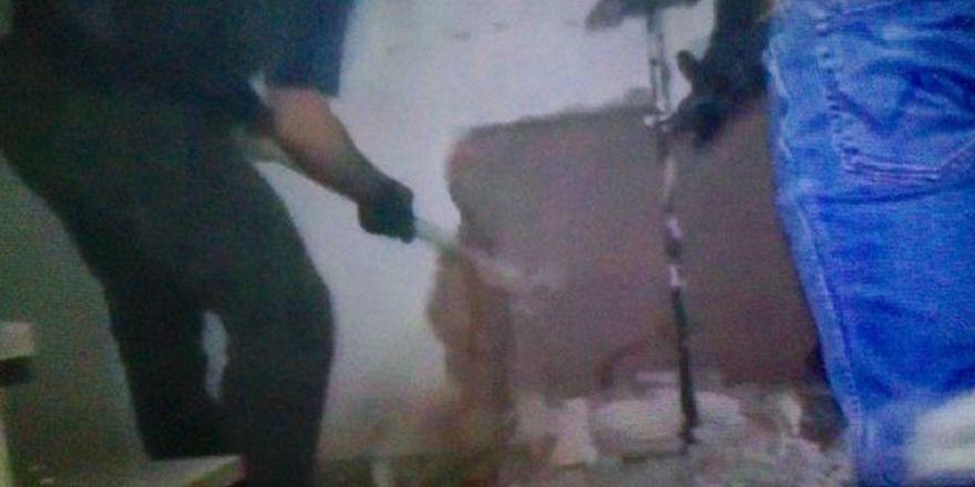 Okmeydanı'ndaki DHKP-C operasyonundan görüntüler