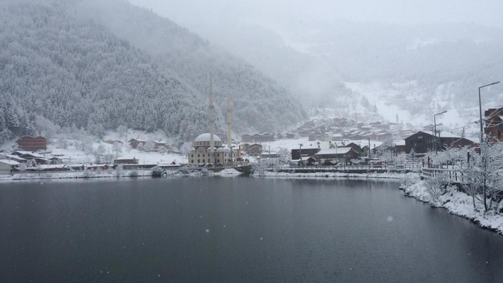 Doğu Karadeniz'den kış manzaraları 1