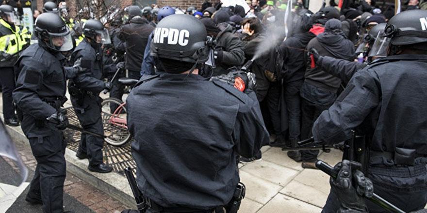 ABD Trump protestoları 1