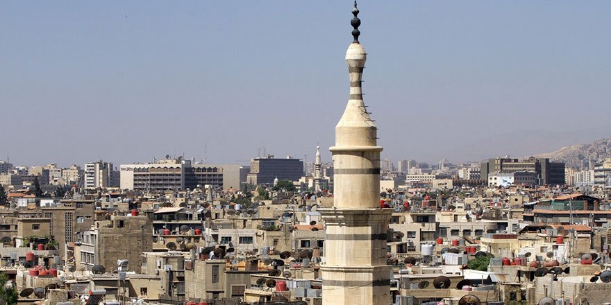 Ömer İbnu'l Hattab'ın coğrafyamıza hediye ettiği güzel şehir;