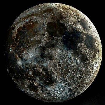 Ay yüzeyinin şimdiye kadarki en net görüntüsü 1