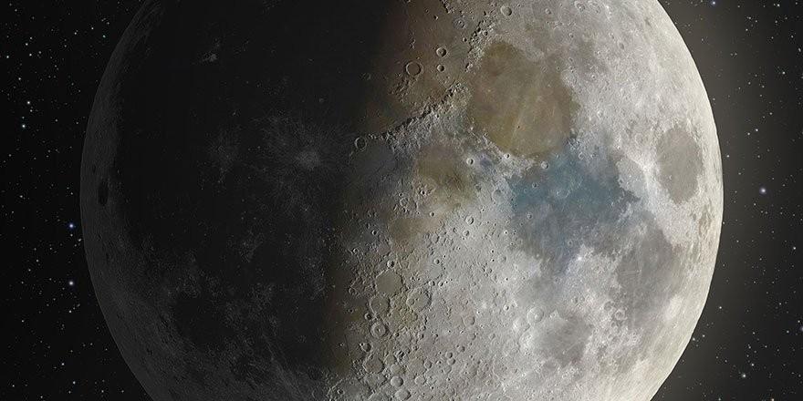 Ay yüzeyinin şimdiye kadarki en net görüntüsü