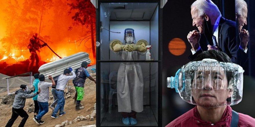 2020 | Yılın önemli olaylarına ait fotoğraflar