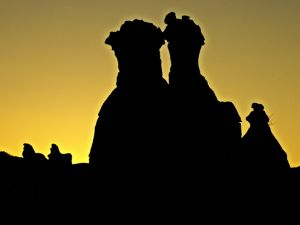 Ateş ve suyun doğurduğu tarih: Kapadokya