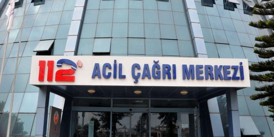 112 Acil Çağrı Merkezi'niarayıp papağanına Kovid-19testi istedi