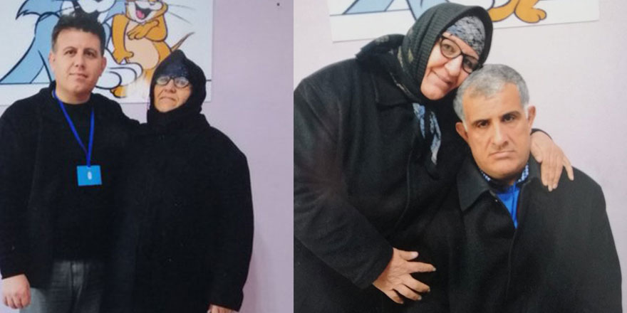 2 engelli çocuk annesi siyasi tutuklu tahliye edildi