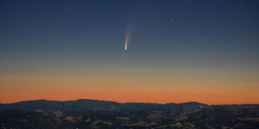 2020'nin ilk kuyruklu yıldızı bu ay görülebilecek