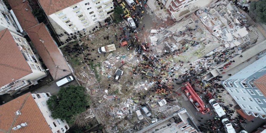 21 kişinin öldüğü Yeşilyurt apartmanı soruşturmasında istenen cezalar belli oldu