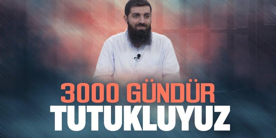 """""""3000 Gündür Tutukluyuz!""""   Halis Bayancuk Hoca"""