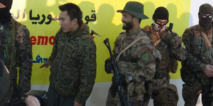 40 kişilik yabancı milis grubu Kamışlı'ya ulaştı