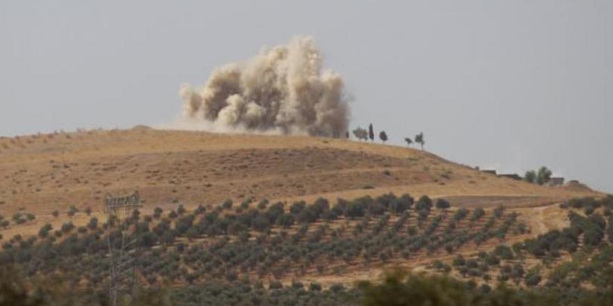 Hama'da rejim güçlerine misilleme saldırı