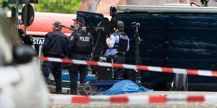 Almanya'da silahlı çatışma: Çok sayıda ölü ve yaralı var