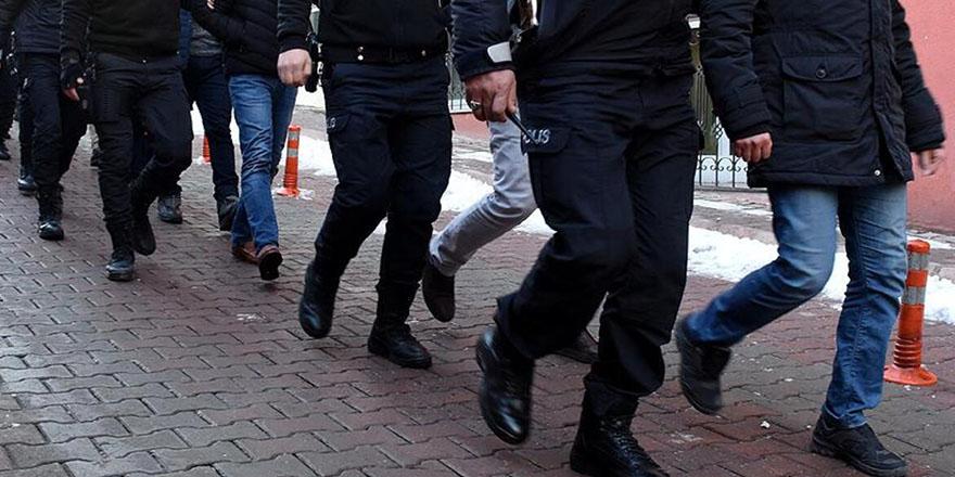 FETÖ operasyonu: 5 ilde 36 gözaltı