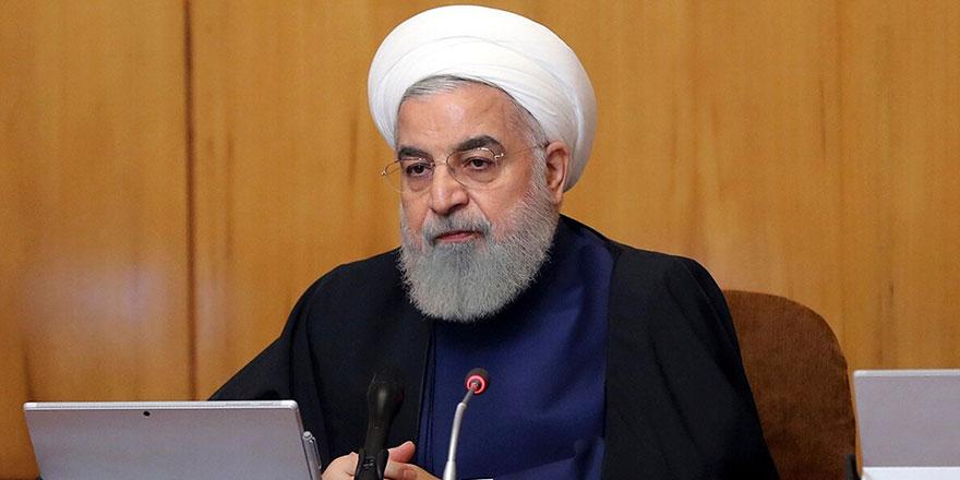 """İran sonunu hazırlıyor: """"Karantina söz konusu değil"""""""