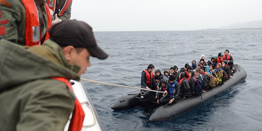 Avrupa'nın yarısını ben gönderdim diyen kaçakçı gözaltına alındı