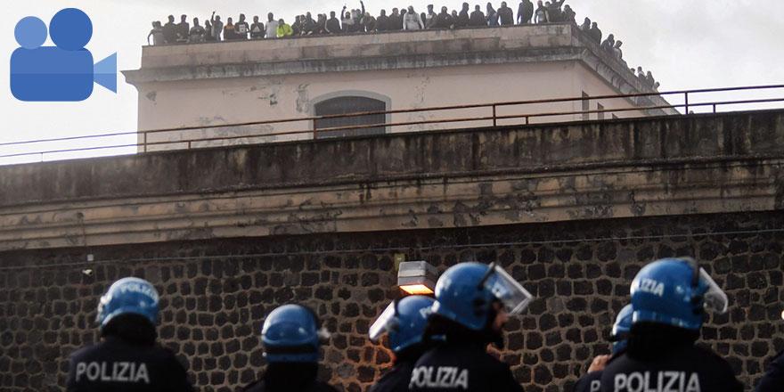 İtalya'da isyanlar ülke geneline yayıldı: 12 ölü
