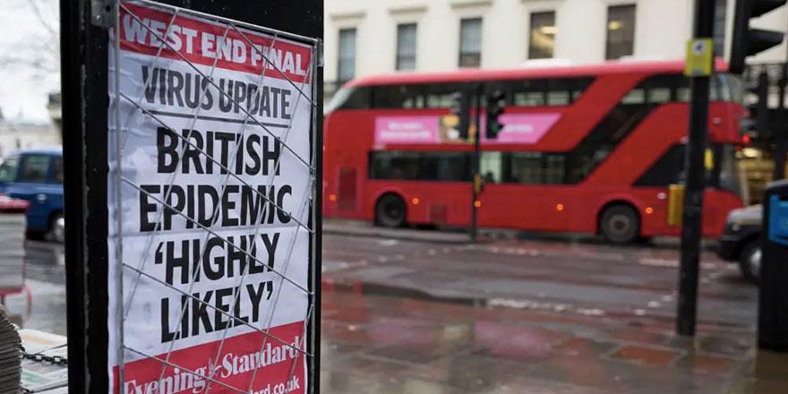 İngiltere alarmda, vaka sayısı hızla artıyor!