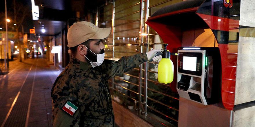 İran'da ordu sokağa iniyor, karantina başlıyor!