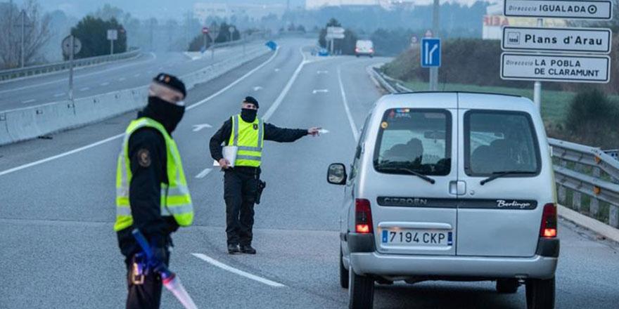 Rusya'da vaka sayısı artıyor, İspanya'da kriz derinleşiyor!