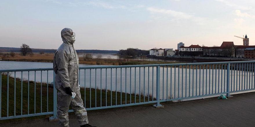 Almanya'da 24 saatte 5 bin yeni vaka açıklandı