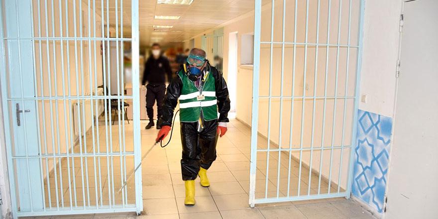 Cezaevlerindeki 'koronavirüs' tedbirleri 2 hafta daha uzatıldı