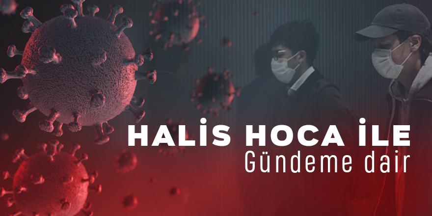 """""""Dünya Müstekbirlerinin Kurduğu Tuzaklar Bozuluyor mu?"""" Halis Hoca ile Gündeme Dair"""
