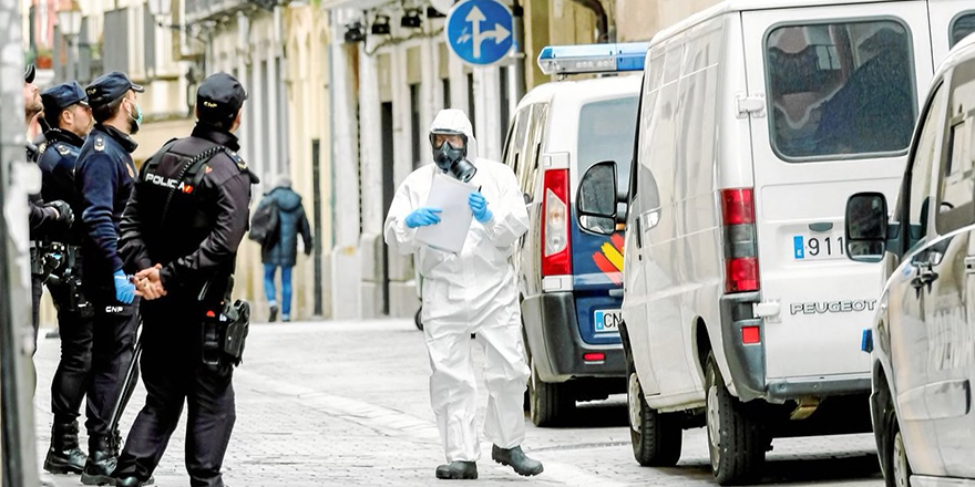İspanya'da karantina nisan sonuna uzadı