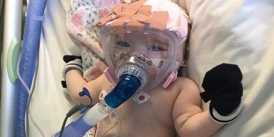6 aylık bebekte Covid-19 görüldü