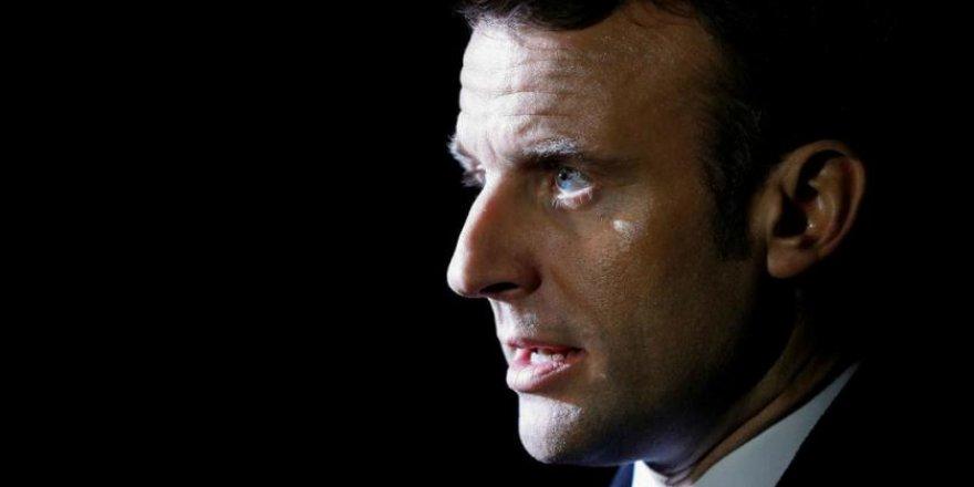 Macron: Çin'de Covid-19'la ilgili bilmediğimiz şeyler oldu