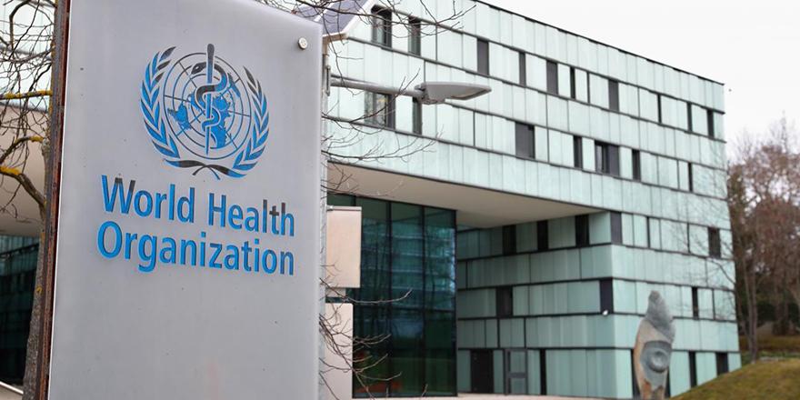 Dünya Sağlık Örgütü'nden yeni açıklama