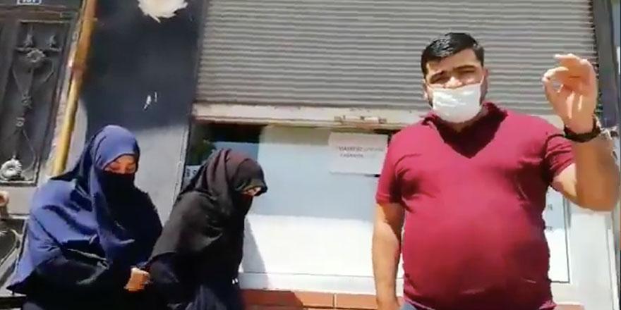 Gaziantep'te peçeli kadınlar sağlık ocağına alınmadı