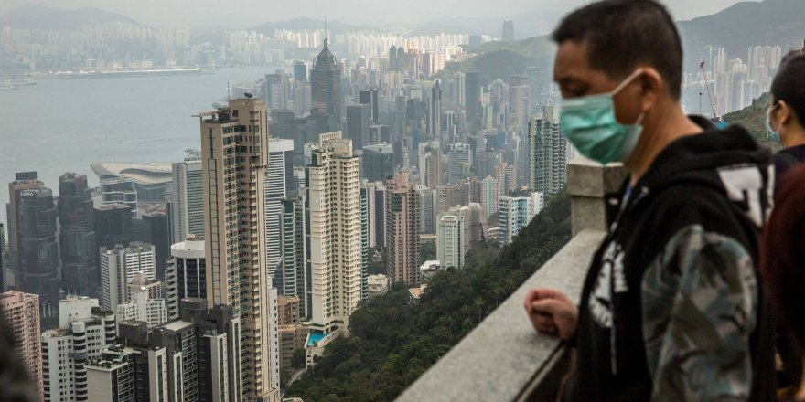 Hong Kong, salgında sil baştan