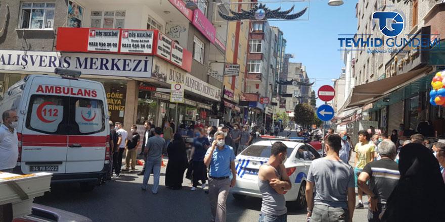 Bağcılar Güneşli'de silahlı saldırı! Bar sahipleri dehşet saçtı: 3 yaralı