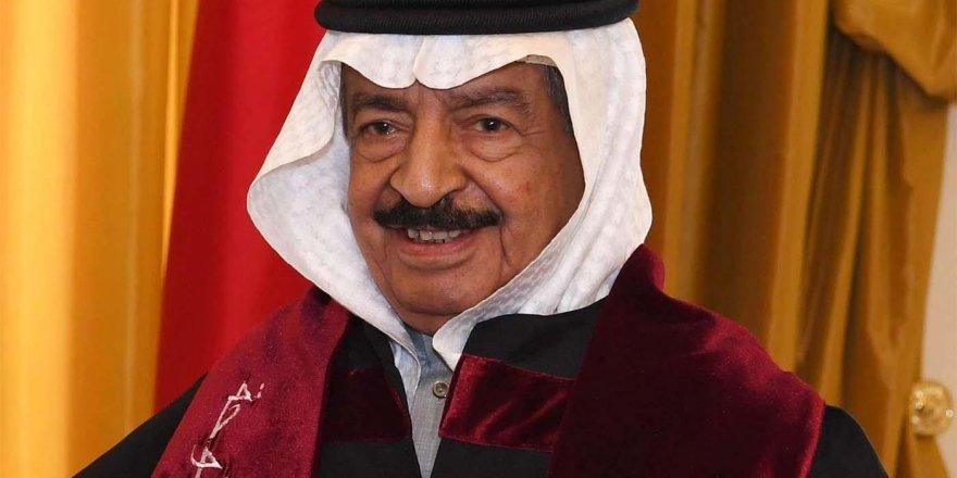 49 yıldır Bahreyn başbakanı olan el Halife öldü