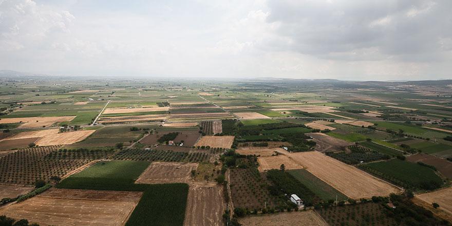 Bakan, son 5 yılda yabancıların aldığı arazi miktarını açıkladı