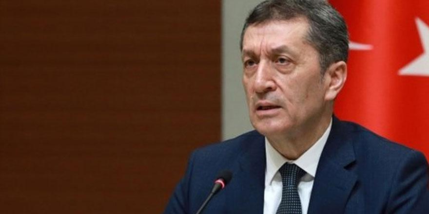 Ziya Selçuk'tan okulların açılması ile ilgili yeni açıklama